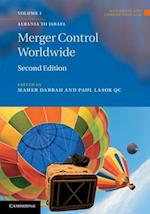 Merger Control Worldwide 2 Volume Set (Antitrust and Competition Law)