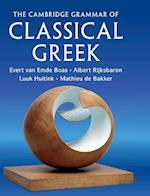 The Cambridge Grammar of Classical Greek af Luuk Huitink, Evert Van Emde Boas, Albert Rijksbaron