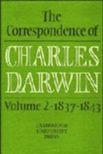 The Correspondence of Charles Darwin: Volume 2, 1837-1843 af Frederick H Burkhardt, Sydney Smith, Charles Darwin