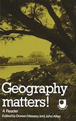 Geography Matters! af John Allen, James Anderson, Christopher Hamnett