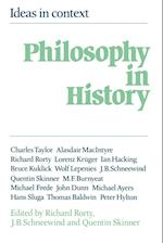 Philosophy in History