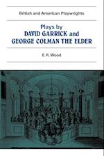 Plays by David Garrick and George Colman the Elder af David Garrick, George Colman, E R Wood