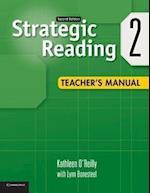 Strategic Reading Level 2 Teacher's Manual af Kathleen O'reilly