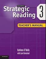 Strategic Reading Level 3 af Kathleen O'reilly