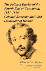 The Political Diaries of the Fourth Earl of Carnarvon, 1857-1890: Volume 35 af Peter Gordon