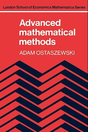 Advanced Mathematical Methods