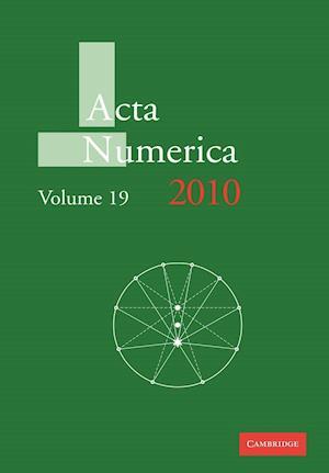 ACTA Numerica 2010: Volume 19
