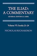 The The Iliad: A Commentary: Volume 6, Books 21-24