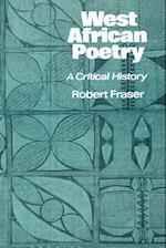 West African Poetry af Robert Fraser