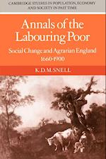 Annals of the Labouring Poor