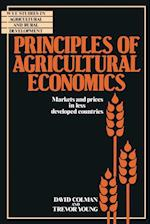 Principles of Agricultural Economics (Wye Studies in Agricultural and Rural Development)