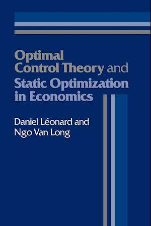 Optimal Control Theory and Static Optimization in Economics
