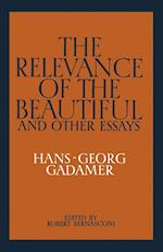 The Relevance of the Beautiful and Other Essays af Gadamer Hans-Georg, Hans-Georg Gadamer