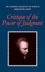 Critique of the Power of Judgment af Allen W Wood, Eric Matthews, Immanuel Kant