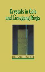 Crystals in Gels and Liesegang Rings