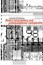 Noisy Information and Computational Complexity
