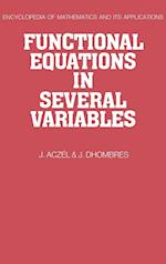 Functional Equations in Several Variables (ENCYCLOPEDIA OF MATHEMATICS AND ITS APPLICATIONS, nr. 31)