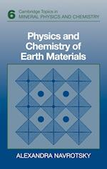 Physics and Chemistry of Earth Materials (Cambridge Topics in Mineral Physics And Chemistry, nr. 6)