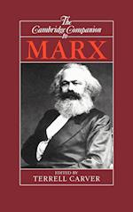 The Cambridge Companion to Marx af Terrell Carver
