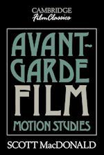 Avant-Garde Film af Raymond Carney, Scott Macdonald