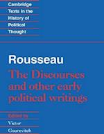 Rousseau: 'The Discourses' and Other Early Political Writings (Cambridge Texts in the History of Political Thought)