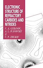 Electronic Structure of Refractory Carbides and Nitrides