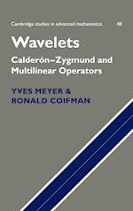 Wavelets (CAMBRIDGE STUDIES IN ADVANCED MATHEMATICS, nr. 48)