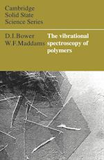 The Vibrational Spectroscopy of Polymers (Cambridge Solid State Science Series)