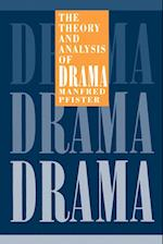 The Theory and Analysis of Drama af John Halliday, Paul Gabriel Bouc, Ulrich Broich