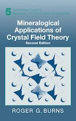 Mineralogical Applications of Crystal Field Theory (Cambridge Topics in Mineral Physics And Chemistry, nr. 5)
