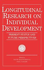 Longitudinal Research on Individual Development (European Network on Longitudinal Studies on Individual Devel)