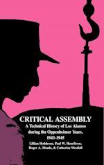 Critical Assembly af Gordon Baym, Alison Kerr, Richard Hewlett