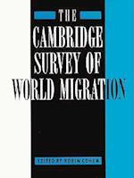 The Cambridge Survey of World Migration