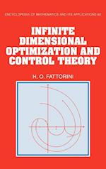 Infinite Dimensional Optimization and Control Theory (ENCYCLOPEDIA OF MATHEMATICS AND ITS APPLICATIONS, nr. 62)