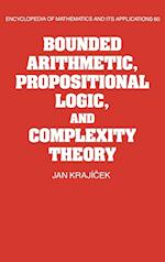 Bounded Arithmetic, Propositional Logic and Complexity Theory (ENCYCLOPEDIA OF MATHEMATICS AND ITS APPLICATIONS, nr. 60)