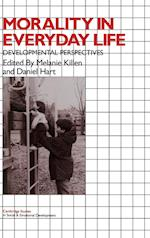 Morality in Everyday Life af Daniel Hart, Melanie Killen
