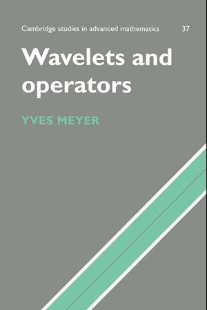 Wavelets and Operators: Volume 1