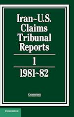 Iran-US Claims Tribunal Reports: Volume 1 (Iran-U.S. Claims Tribunal Reports)