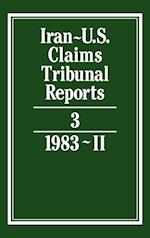 Iran-U.S. Claims Tribunal Reports: Volume 3 (Iran-U.S. Claims Tribunal Reports)