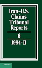 Iran-U.S. Claims Tribunal Reports: Volume 6 (Iran-U.S. Claims Tribunal Reports)
