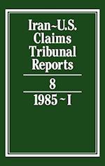 Iran-U.S. Claims Tribunal Reports: Volume 8 (Iran-U.S. Claims Tribunal Reports)