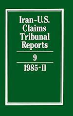 Iran-U.S. Claims Tribunal Reports: Volume 9 (Iran-U.S. Claims Tribunal Reports)