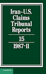 Iran-US Claims Tribunal Reports: Volume 15 (Iran-U.S. Claims Tribunal Reports)