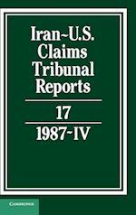 Iran-US Claims Tribunal Reports: Volume 17 (Iran-U.S. Claims Tribunal Reports)