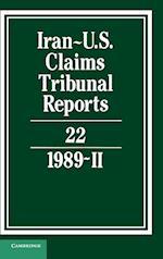 Iran-US Claims Tribunal Reports: Volume 22 (Iran-U.S. Claims Tribunal Reports)