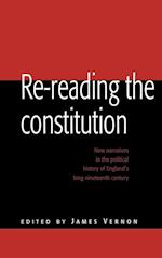 Re-reading the Constitution af James Vernon