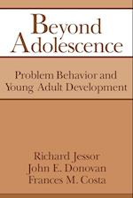 Beyond Adolescence: Problem Behaviour and Young Adult Development af Richard Jessor, John E. Donovan, Becher