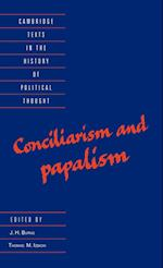 Conciliarism and Papalism (Cambridge Texts in the History of Political Thought)