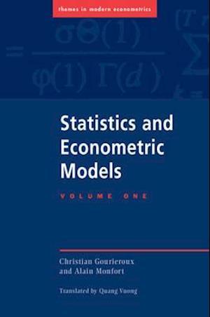 Statistics and Econometric Models 2 volume set