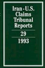 Iran-U.S. Claims Tribunal Reports: Volume 29 (Iran-U.S. Claims Tribunal Reports)